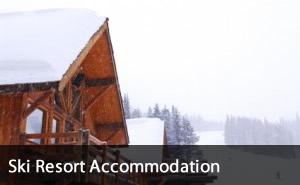 Ski Resort accommodation