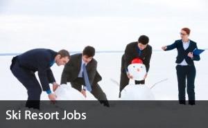 Ski resort employers