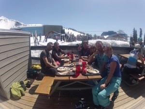 Rendezvous Restaurant, Blackcomb Mountain