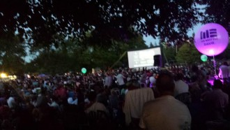 Movies in Stanley Park