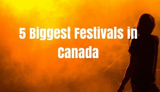 biggest festivals in canada
