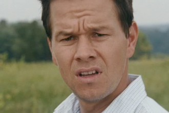 Confused Mark Wahlberg