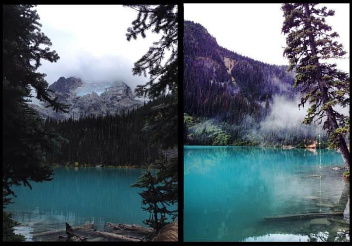 Joffre lakes Canada