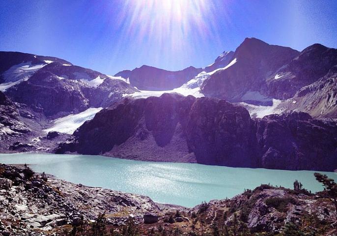 wedge lake Canada