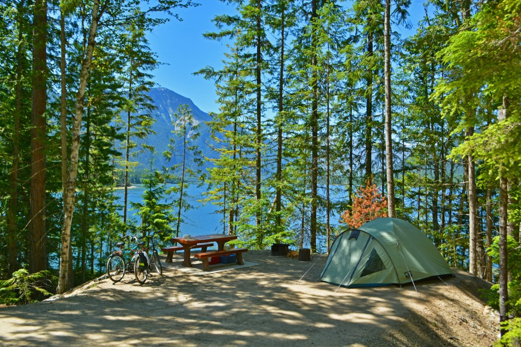 Camping For Newbies In Canada Working Holiday