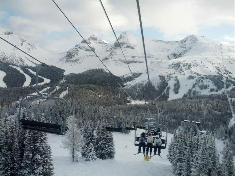 Ski Pass Banff
