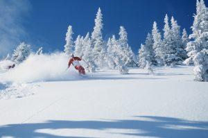 Working in a ski resort, Canada