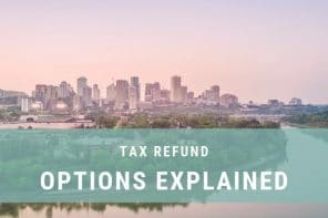 tax refund Canada