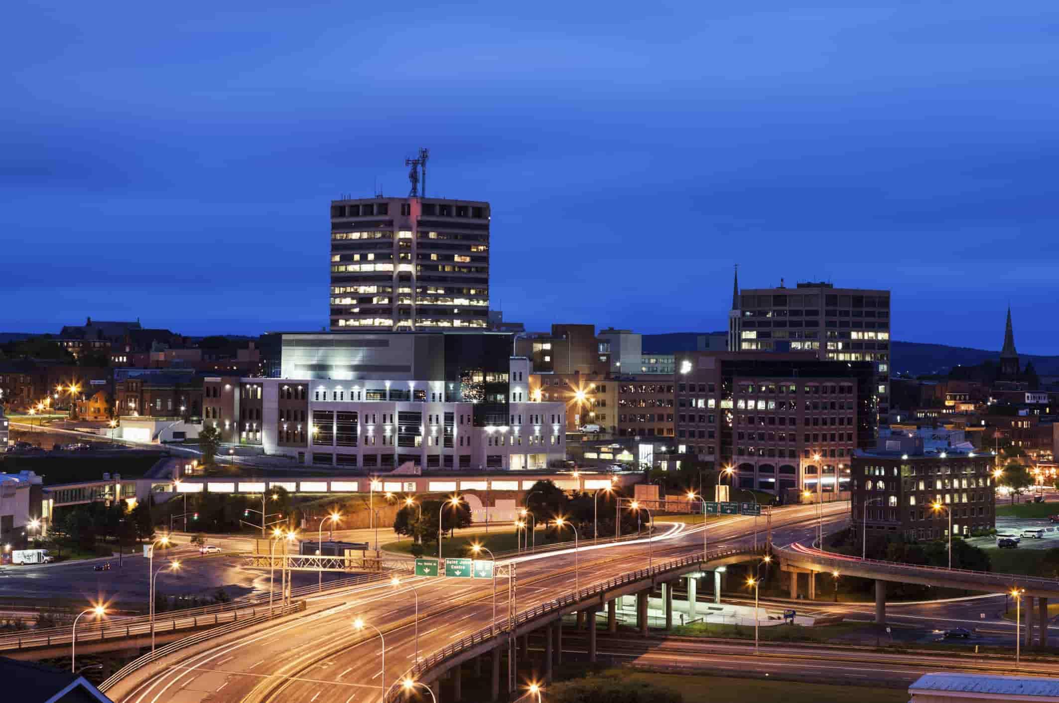 Top employers in New Brunswick, Canada