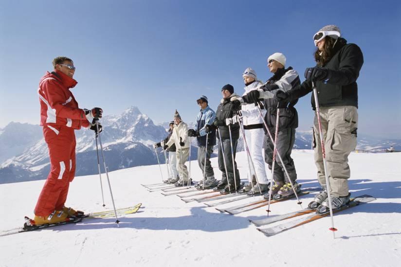 Canadian ski resort jobs