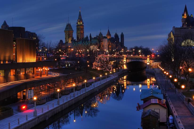 The Canal, Ottawa