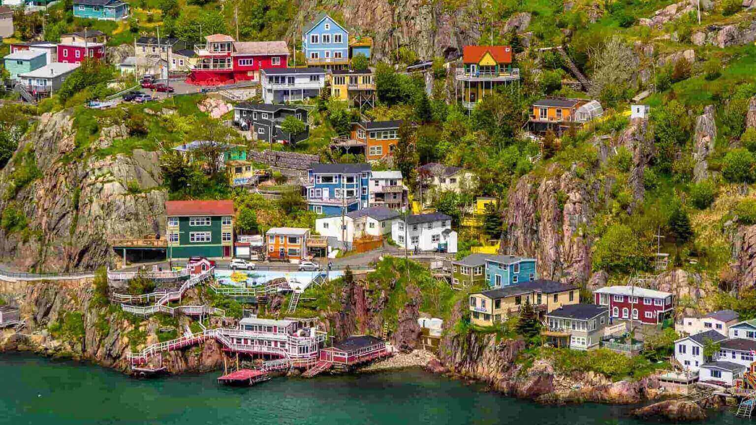 St Johns, Canada