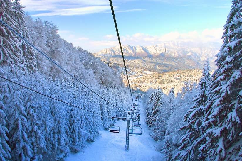 Ski pass Whistler