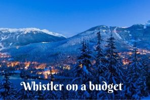 Whistler on a Budget