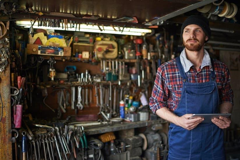 mechanic in Canada