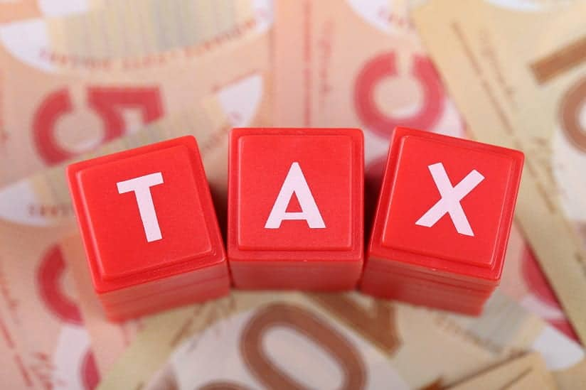 self-employment tax Canada