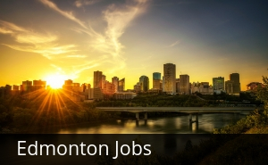Working holiday in Canada jobs in Edmonton