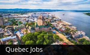 Working holiday jobs in Quebec