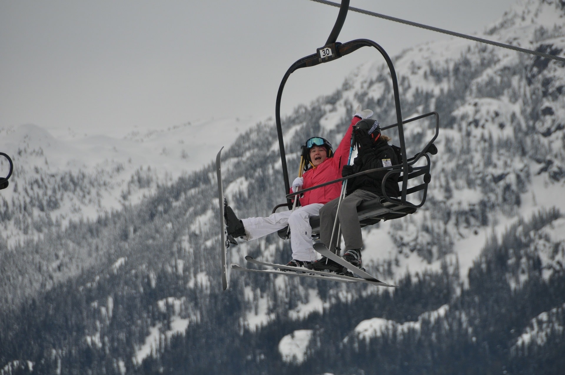 Whistler Blackcomb jobs. Working Holiday in Canada