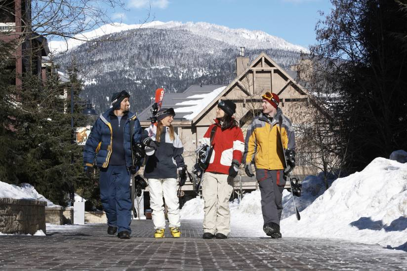 Ski Resorts Accommodation in Canada