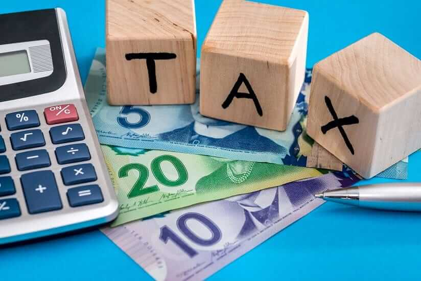 tax calculating tips