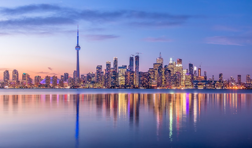 The cost of living in Toronto