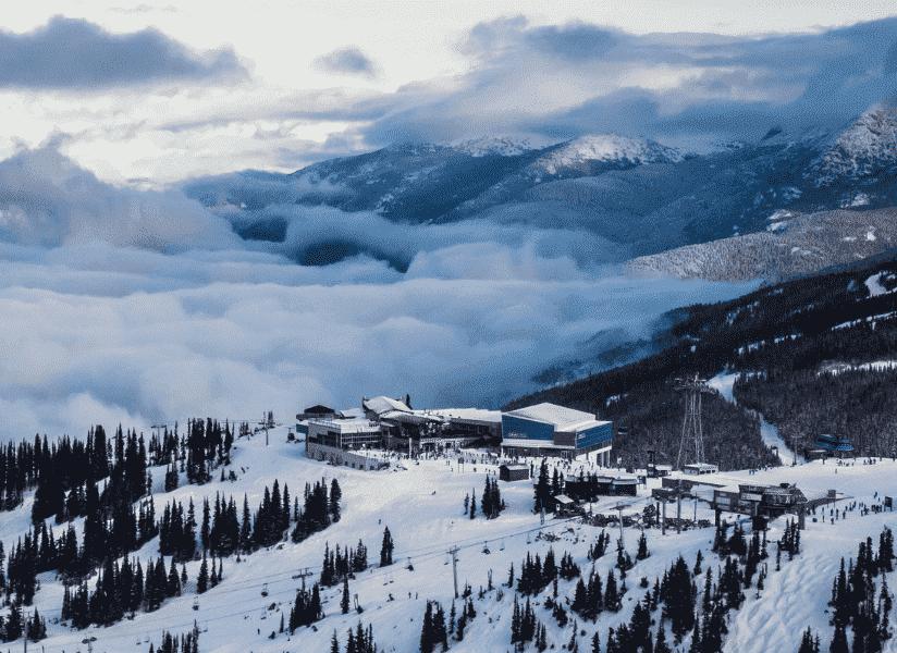 Whisler Blackcomb, British Columbia, Canada