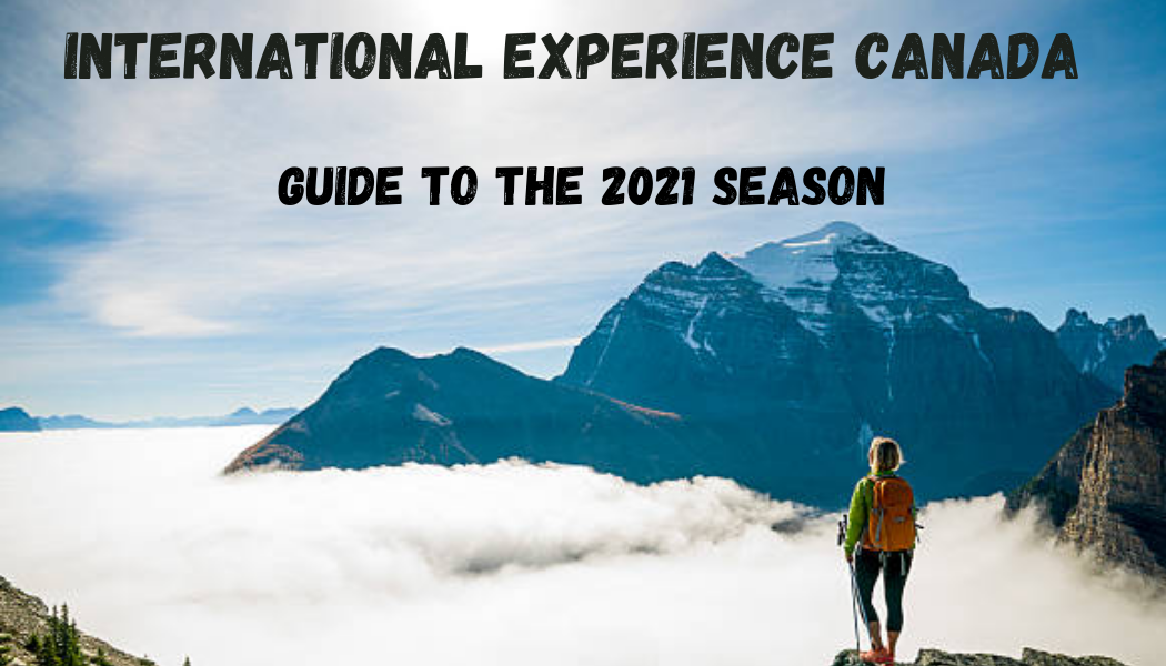 Working holiday in canada- IEC program 2021