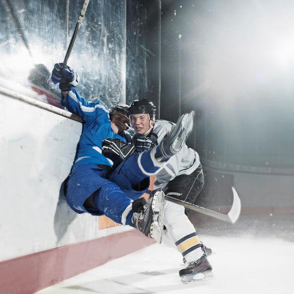 Canadian ice hockey players