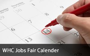 Canada jobs fair calender