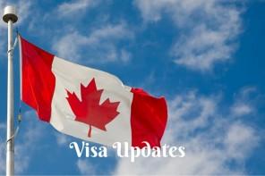 Visa Updates